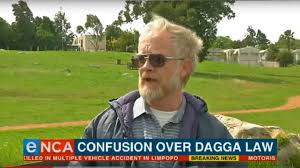 Confusion over the dagga law