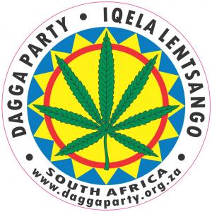Dagga Party Stickers